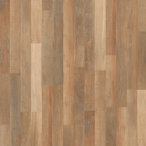 Shaw Floors Landscapes Plus 8'' x 48'' x 8mm Maple Laminate in Holbrook Maple