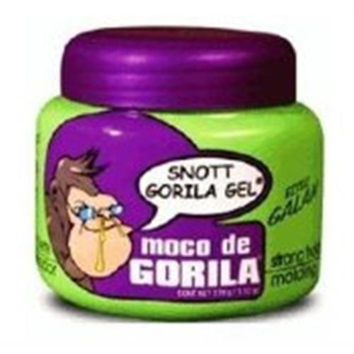 MOCO DE GORILA Strong Hold Gel, 9.52 oz (Pack of 2)