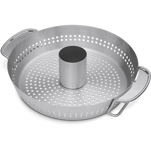 Weber Stainless Steel Poultry Roaster