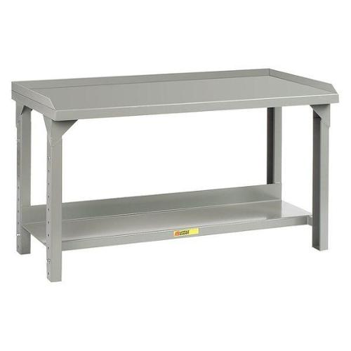 LITTLE GIANT WSL2-3672-AH Workbench,4000lb. Capacity,72inWx36inD G2205771