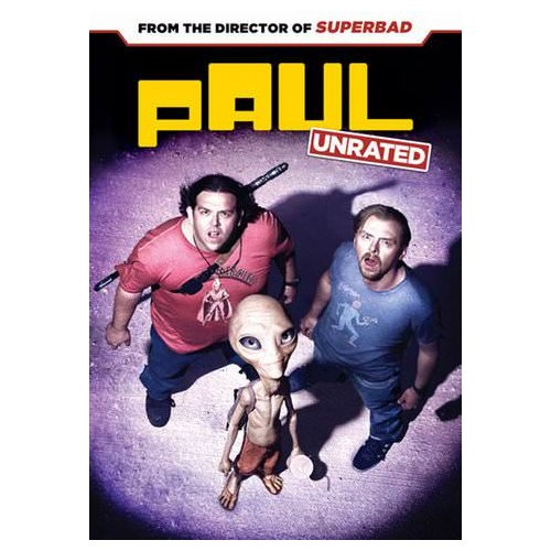Paul (Unrated) (2011)