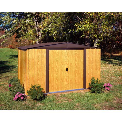 Arrow Shed Woodlake 6 x 5 ft. Shed
