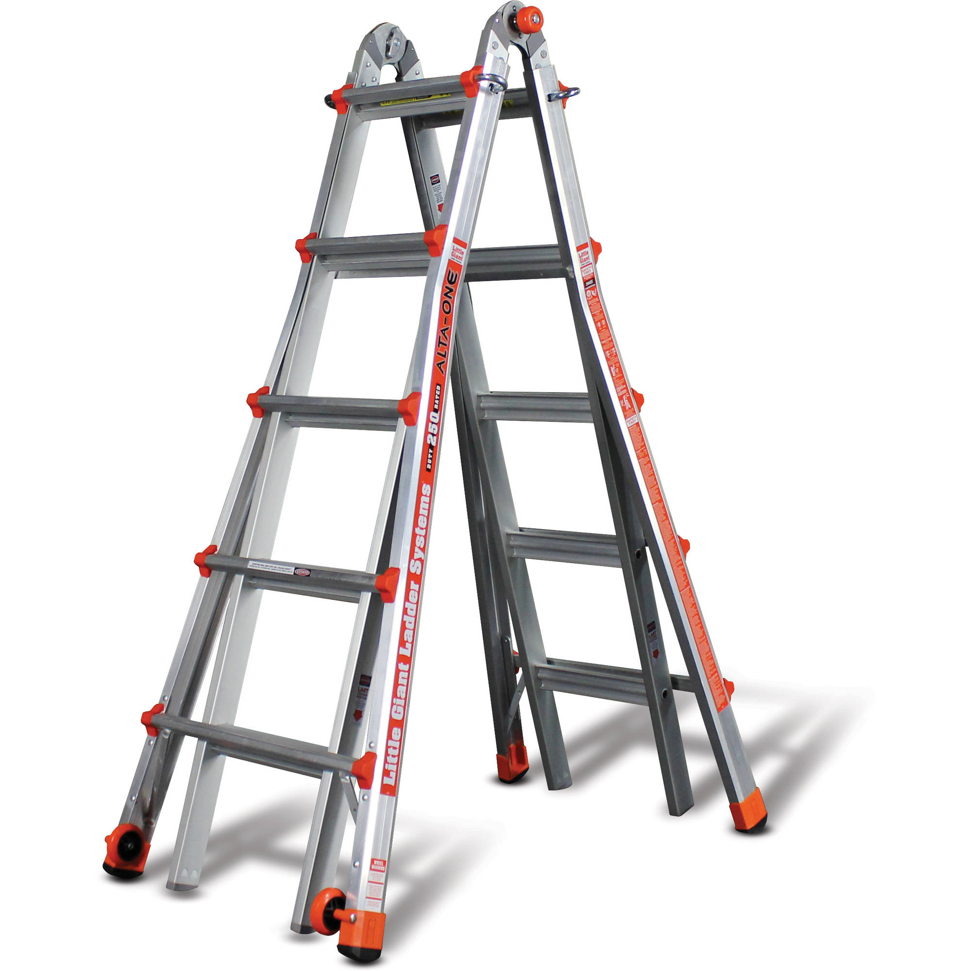 Little Giant Alta One Type 1 Model 22' Ladder