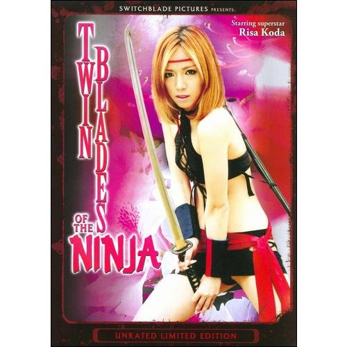 Twin Blades Of The Ninja (Japanese) (Widescreen)