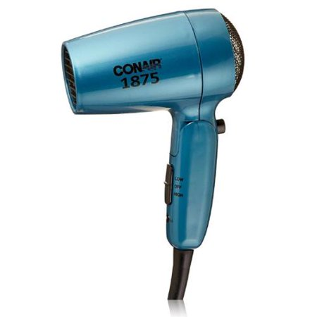 Conair Vagabond Folding Handle 1875 Watt Compact Hair Dryer 1 ea (Pack of 2)