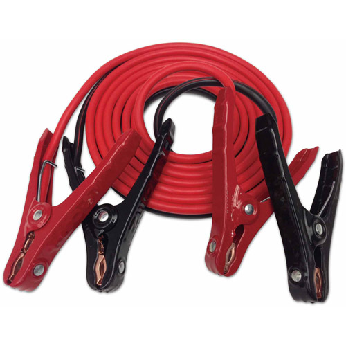 Justin Case 12' 8G Booster Cable with 365-Day Roadside Assistance