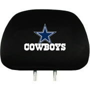 Dallas Cowboys NFL Head Rest Cover