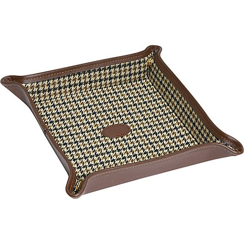 Budd Leather Leather Folding Snap Dressing Tray