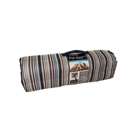 Bulk Buys Od371 Roll-Up Home And Travel Pet Bed