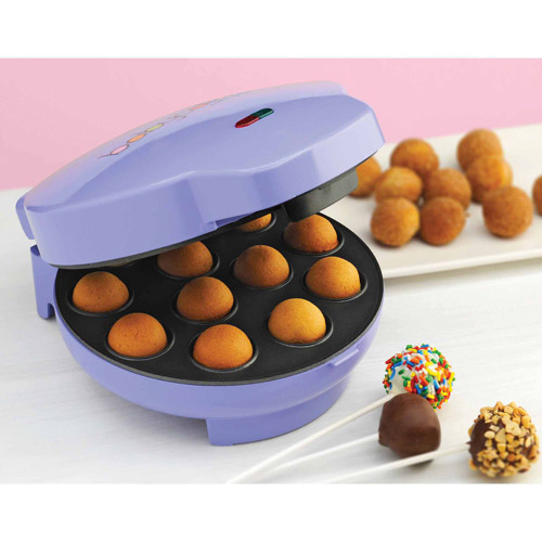 Baby Cakes Cake Pop Maker, Purple