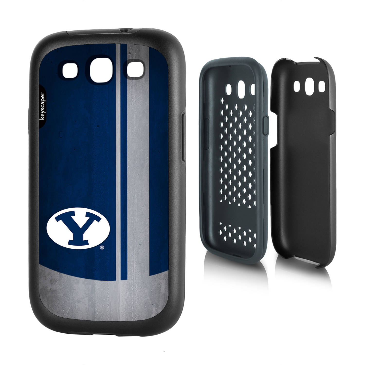 Brigham Young Cougars Galaxy S3 Rugged Case