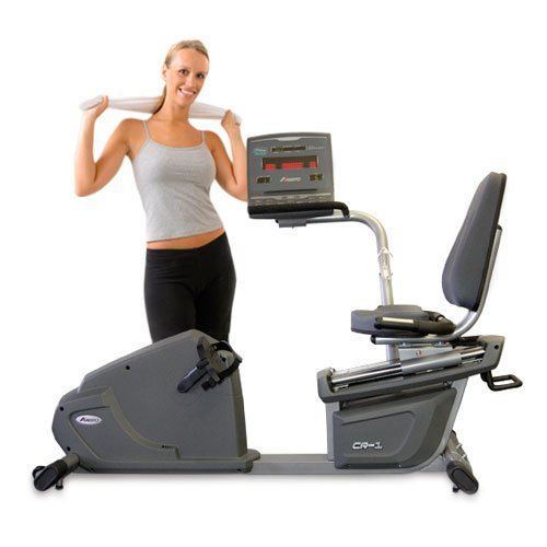 Steelflex CR1 Recumbent Commercial Exercise Bike