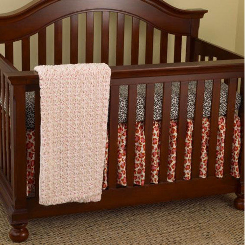 Cotton Tale Here Kitty Kitty 3 Piece Crib Bedding Set