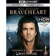 Braveheart (4K Ultra HD + Blu-ray + Digital)