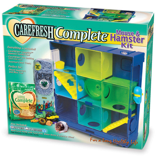 Ware Manufacturing Carefresh Mouse and Hamster Cage Kit