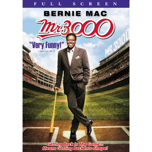 Mr. 3000 (Full Frame)