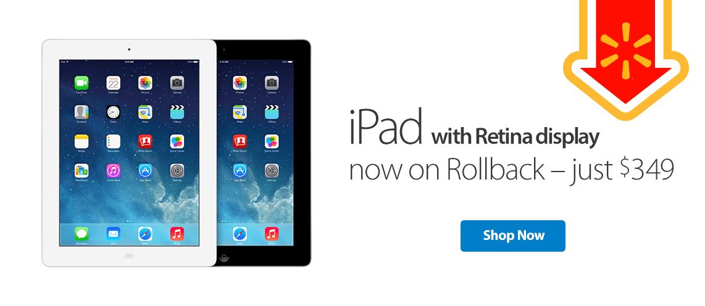 iPad Rollback
