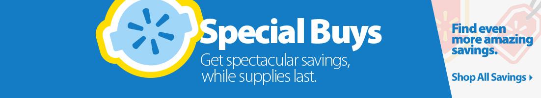 Special Buys - Electronics - Dept. level - shelf header - 2.22.16