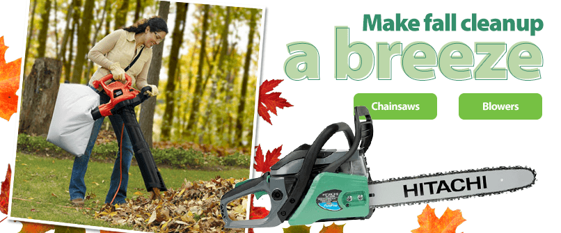 Make fall cleanup a breeze
