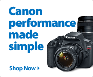 Canon performance made simple