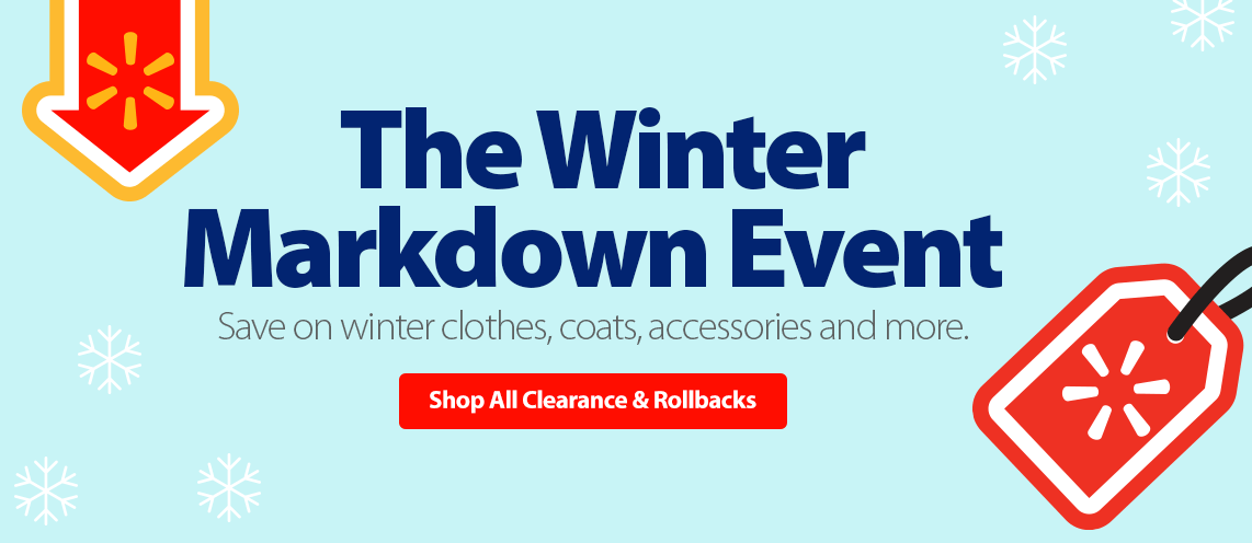 Boys Winter Markdowns