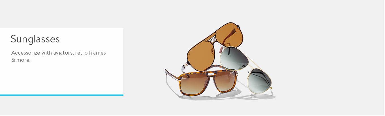 Mens Sunglasses - Search Banner