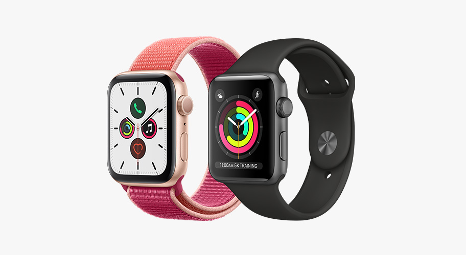 There's an Apple Watch for everyone.? Whichever model you choose, an Apple Watch can help you be more active, healthy, & connected every day. Shop now.