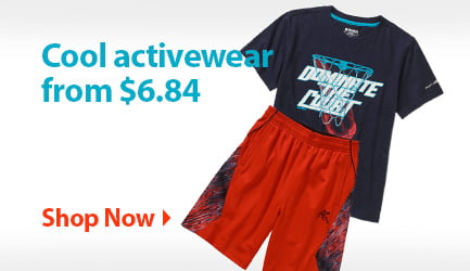 Cool activewear
