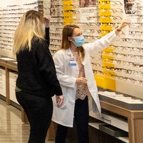 Vision center. From contact lens fittings to prescription glasses, get help with everything your eye care. Find a vision center