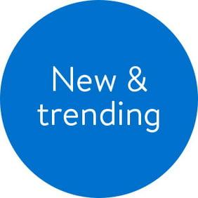 New & Trending