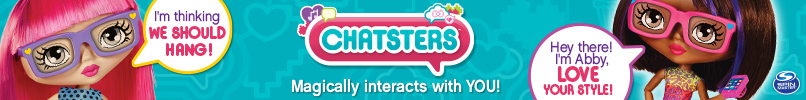 Shelf Banner - Chatsters (Toys) 07.09.14