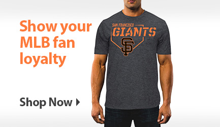 MLB fan shop