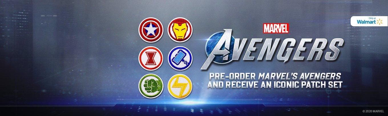 Marvel's Avengers Pre-order