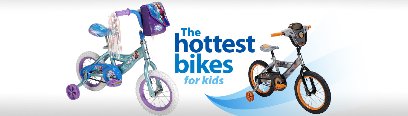 Bikes At Walmart Stores Character Bikes for Kids