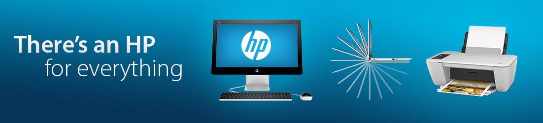 HP Computers Shelf Banner - 8.7.15
