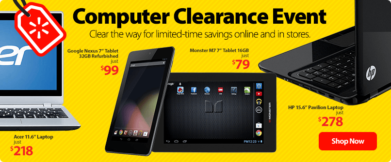 Computer Clearance Event