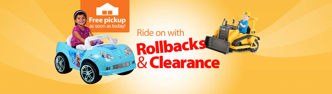 Children's Bikes On Sale Ride Ons Rollbacks amp Clearance
