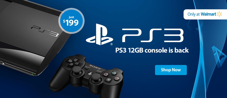 PS3 12GB