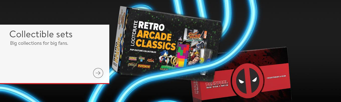 Video Game, Movie and TV Collectibles