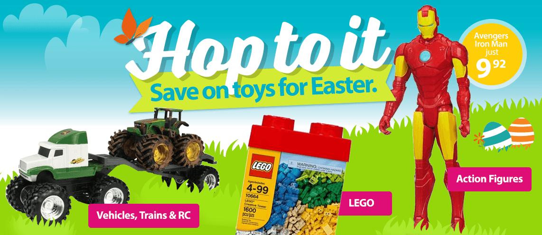 Walmart Christmas Toys For Boys : Easter boys toys
