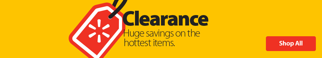 Clothing Clearance Header 2/25