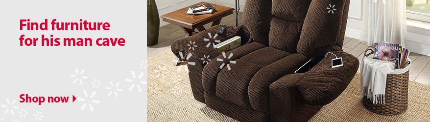 Man Cave Gadgets N Gifts : Living room furniture walmart