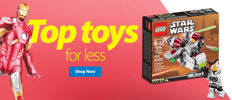 Walmart Toys For Boys : Top toys for boys