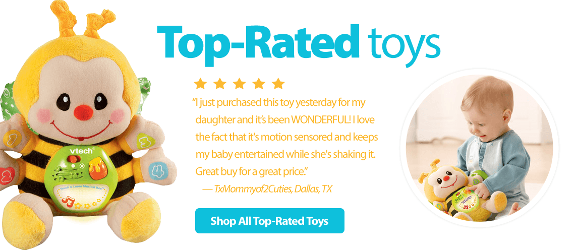 Top Rated Toys