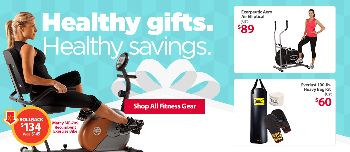 Healthy gifts. Healthy savings.