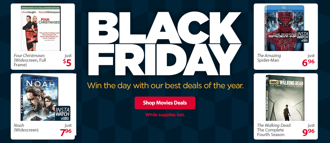 Black Friday Movies