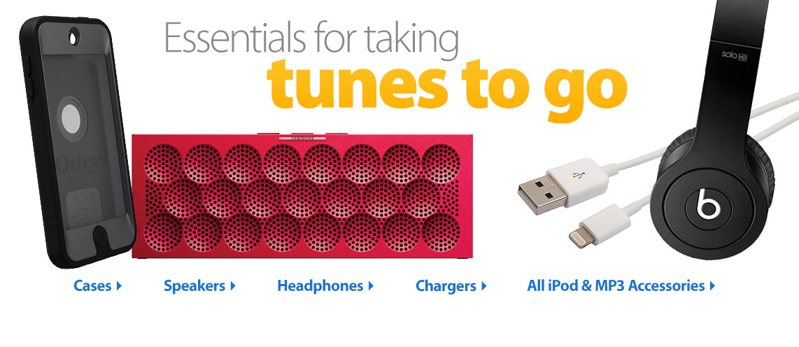 Top iPod Accessories
