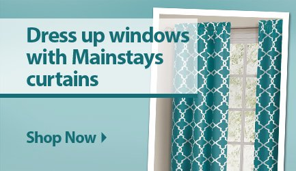 Mainstay curtains