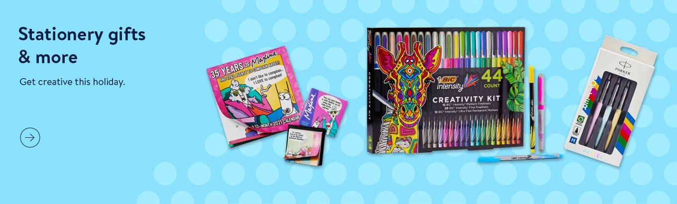 Stationery gifts & more