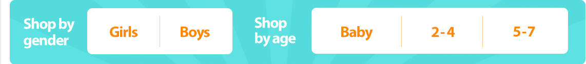 Shop by Gender & Age